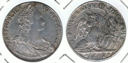 ITALIA VENECIA VENEZIA TALER 1787 PAULO RAINERO - Venice