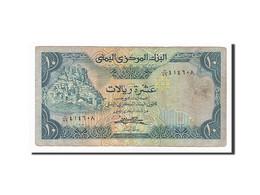 [#156519] Yémen, 10 Rials Type 1979-85 - Yémen