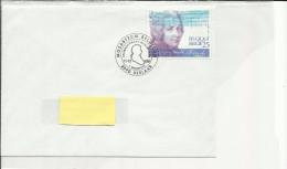 2590 Berlaar  11-12-1991 -  Mozart   - Timbre N° 2438 - Other