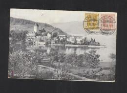 Schweiz AK Spiez Am Thunersee 1908 - BE Bern