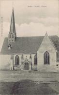 72 - Tuffé (Sarthe) - L'Eglise - Tuffe