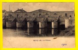 DE SLUIZEN Onverdeelde Achterkant ECLUSES HEYST Sluis Ecluse Lock Sluice Schleuse Esclusa KNOKKE-HEIST 693 - Heist