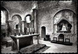 VAISON LA ROMAINE.- Intérieur De La Cathedrale N.D. De Nazareth- Autel Du VI E. Siecle. - Vaison La Romaine