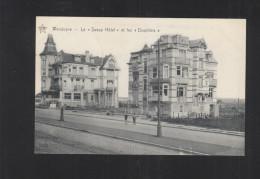 Postkaart Wenduine Le Savoy Hotel 1915 - Wenduine