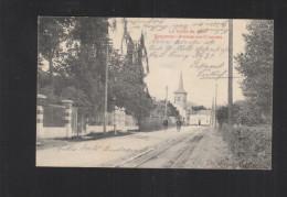Postkaart La Vallee Du Geer Roclenge Avenue Des Coutures 1915 - Geer