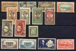 Martinique - LotY&T61-62-64-66-68-72-96-101-133-134-191-199-226-228-T28 ** OBL - Martinique (1886-1947)