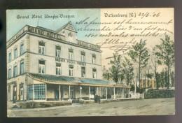 Valkenburg  : Grand Hôtel Ubachs - Vossen - Valkenburg