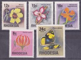 Rhodésie Du Sud N°269/273 -  Neufs ** - Superbe - Autres - Afrique