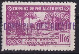 ALGERIE COLIS POSTAUX N° 93  NEUF** LUXE - Algérie (1924-1962)
