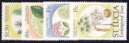 Sainte Lucie N°936/939 -  Neufs ** - Superbe - St.Lucia (1979-...)