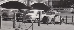 OLD PHOTO POSTCARD  AUSTRALIA MELBOURNE - GREAT OLD  CAR - MELBOURNE FERRIES - Non Classificati