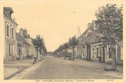 Parigné-L'Evèque (Sarthe) - Centre Du Bourg - Carte DD N°848 Non Circulée - Other Municipalities