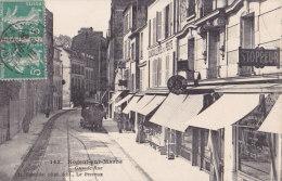 94 / NOGENT SUR MARNE / GRANDE RUE / PLAN RARE AVEC ATTELAGE - Nogent Sur Marne