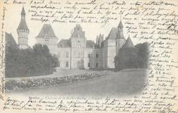 Champagné - Château De La Roche-Mailly à Requeil (Sarthe) - Phototypie L. Bouveret - Carte Précurseur - Other Municipalities