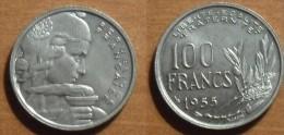 1955 - France - 100 FRANCS, Cochet - N. 100 Francs