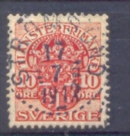 Zweden - 1910 - 1919 - Yv.  - Service - 24 - Sweden