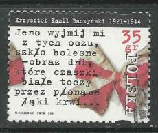 Polen, Mi 3571  Jaar 1996,  Gestempeld,  Zie Scan - 1944-.... République