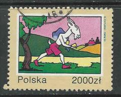 Polen, Mi 3453  Jaar 1993,  Gestempeld,  Zie Scan - 1944-.... République