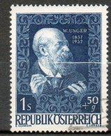 AUTRICHE  Willam Unger  1948  N°737 - 1945-.... 2nd Republic