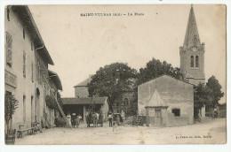 CPA AIN - 01 - St Vulbas - France