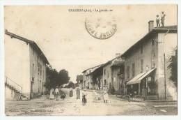 CPA AIN - 01 - Chaneins - France