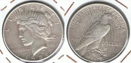 EE.UU USA DOLLAR PAZ PEACE 1926 - Emissioni Federali