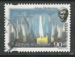 Polen, Mi 3739  Jaar 1998,  Gestempeld,  Zie Scan - 1944-.... République