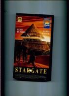X STARGATE RUSSELL SPADER DAVIDSON MEDUSA VIDEO FS FANTASY ORIGINAL - Sci-Fi, Fantasy