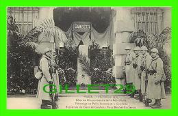 PARIS (75) - FÊTES DU CINQUANTENAIRE DE LA RÉPUBLIQUE, 11 NOVEMBRE 1920 - HOMMAGE A POILU INCONNU & GAMBETTA - L'ABEILLE - Other Monuments