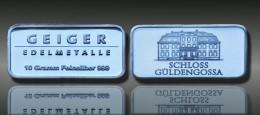 10 Grams - 999 Pure Silver - Monnaies & Billets