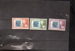 SEYCHELLES Nº 185 AL 187 - Correo Postal