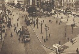 CPA - BRUXELLES - BRUSSEL - Place De Brouckère  - Tram  N2   // - Places, Squares