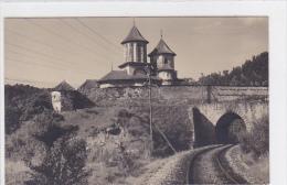 Roamnia - Manastirea Cornet - Roumanie