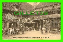 DIVES-SUR-MER (14) - HOSTELLERIE GUILLAUME-LE-CONQUÉRANT - COUR LOUIS XIV - M. C. - - Dives