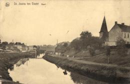 BELGIQUE - FLANDRE OCCIDENTALE - BEERNEM - St. JOORIS TEN DISTEL - Vaart.