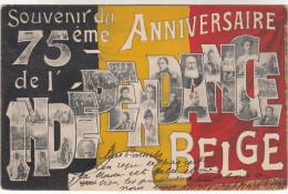 75e Anniversaire De L´independance Belge 1830-1905 (pk17232) - Andere