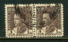 Iraq Y&T 109 ° Paire - Iraq