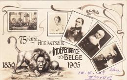 75e Anniversaire De L´independance Belge 1830-1905 (pk17233) - Andere