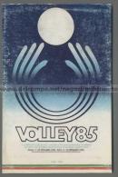 U2245 SPORT VOLLEY 85 CAMPIONATO DEL MONDO JUNIORES DI PALLAVOLO Discreta (tur) - Volleyball