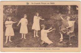 Halle, Hal De Zingende Meisjes Van Halle,  (pk17250) - Halle