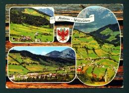 AUSTRIA  -  Niederau  Wildschonau  Multi View  Used Postcard As Scans - Wildschönau