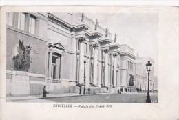 Belgium Brussels Palais Des Beaux-Arts - Museums