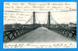 LIP050, Châteauneuf Sur Loire, Perspective Du Pont, Précurseur, Circulée 1903 - Other Municipalities