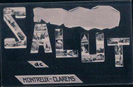 Salut De Montreux Clarens (4121) - VD Vaud