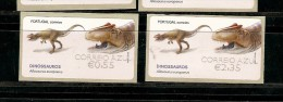 Portugal ** & Dinossauros  ** (A1) - Neufs