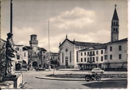 ODERZO  TREVISO  Fg  Auto E Motocicletta - Treviso