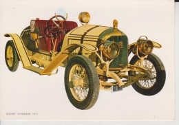 Rochet Schneider 1915 - Voitures De Tourisme