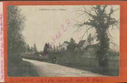 CPA  78   GAMBAIS   L'EGLISE  La Rue Animée  2015  SAL 432 - France