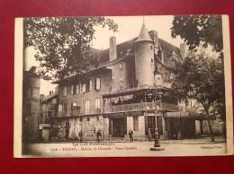46 Lot FIGEAC Maison De Gironde - Place Cavialle - Figeac