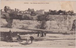 (R)SOMME , ONIVAL ; Les Falaises Entre AULT Et ONIVAL - Onival
